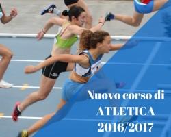 Nuovo corso di Atletica per amatori
