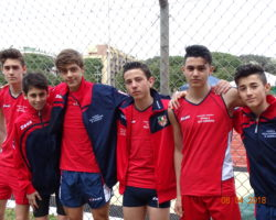 Campionati di società cadetti