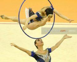 Mondiali di ginnastica ritmica, le azzurre vincono l'oro