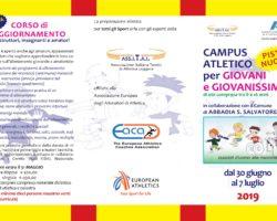 CAMPUS ATLETICO ad ABBADIA S. SALVATORE