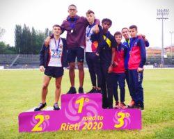 Campionati regionali individuali cadetti/allievi