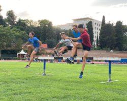 Settimana di fuoco per l'atletica RCF – Roma Sud