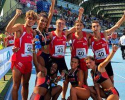 Riccardo Stalpicetti bronzo e oro ai Campionati Italiani