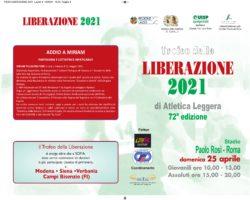 Trofeo della Liberazione 2021